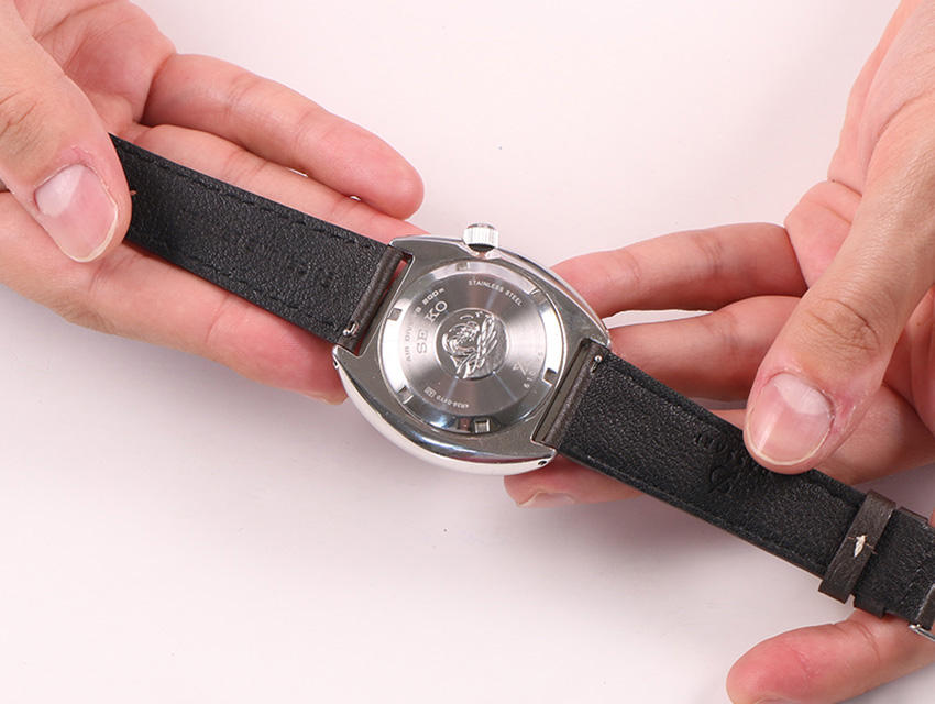 How To Install A Quick Release Watch Strap 8a