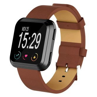 Leather Fitbit Versa & Versa 2 Bands