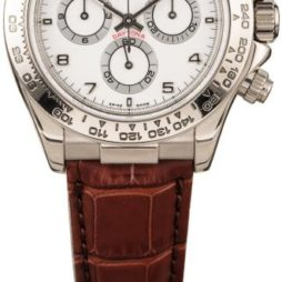 Rolex Leather Bands