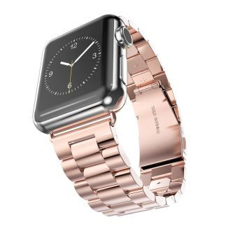 Rose Gold Apple Watch Bands