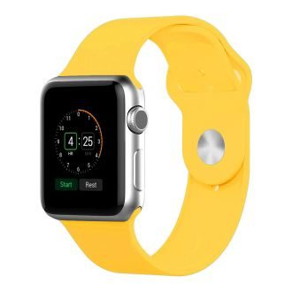 Yellow Apple Watch Bands