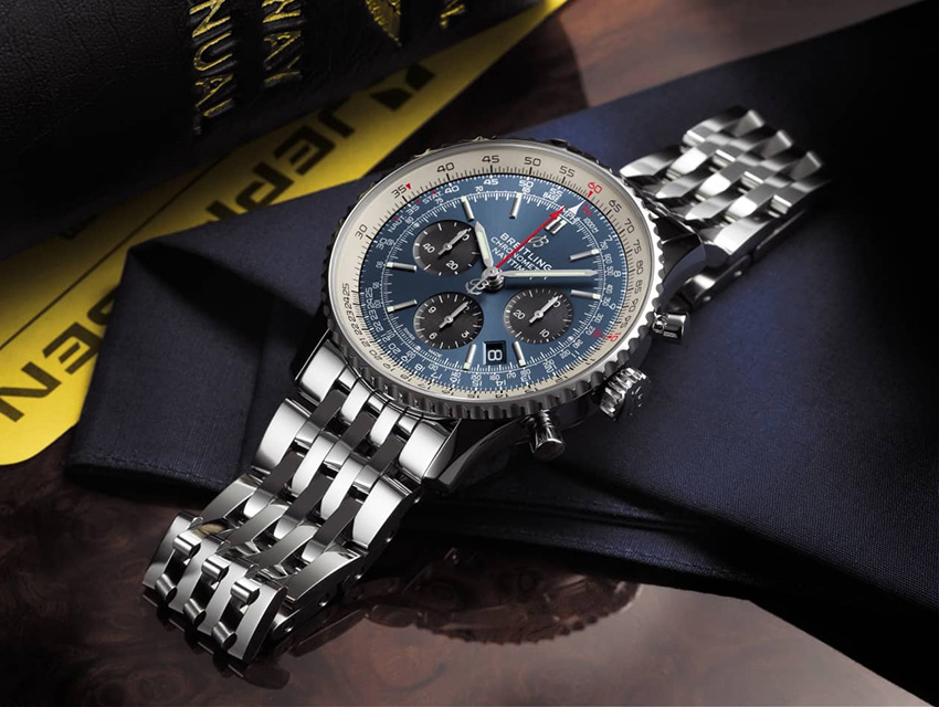 Top Five Iconic Chronographs Breitling Navitimer Chronograph