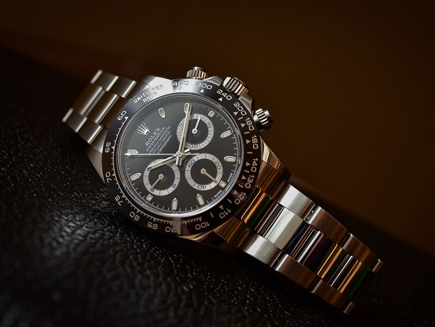 Top Five Iconic Chronographs Rolex Daytona Cosmograph
