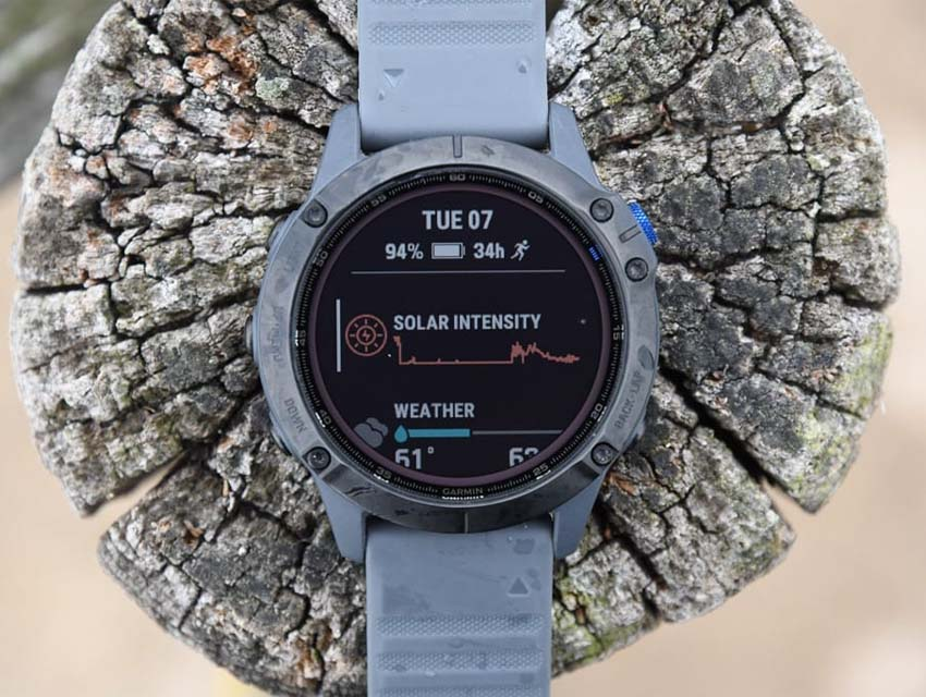 What Your Watch Says About You Date Driven Garmin Fenix 6 Pro Solar