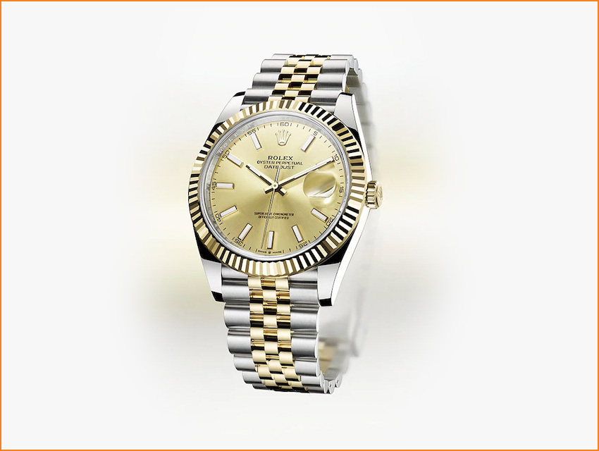 new_rolex_watches_2020_rolex_datejust_41_oyster_41mm_oystersteel_&_yellow_gold