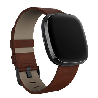 Leather Fitbit Sense Bands