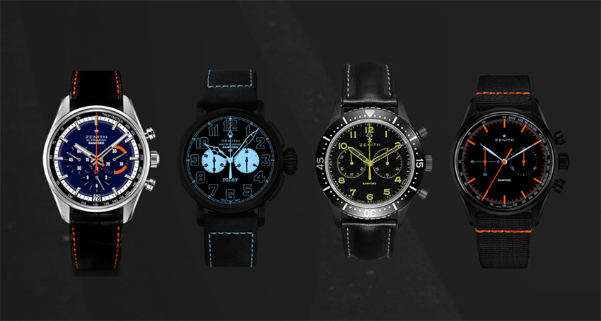 Custom Watches For Any Budget Bamford Watch Department