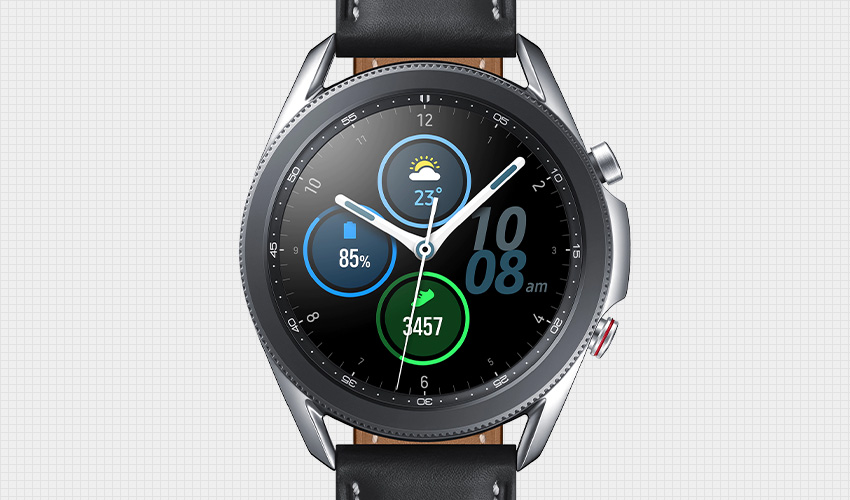 Newest Smartwatches Of 2020 Samsung Galaxy Watch3