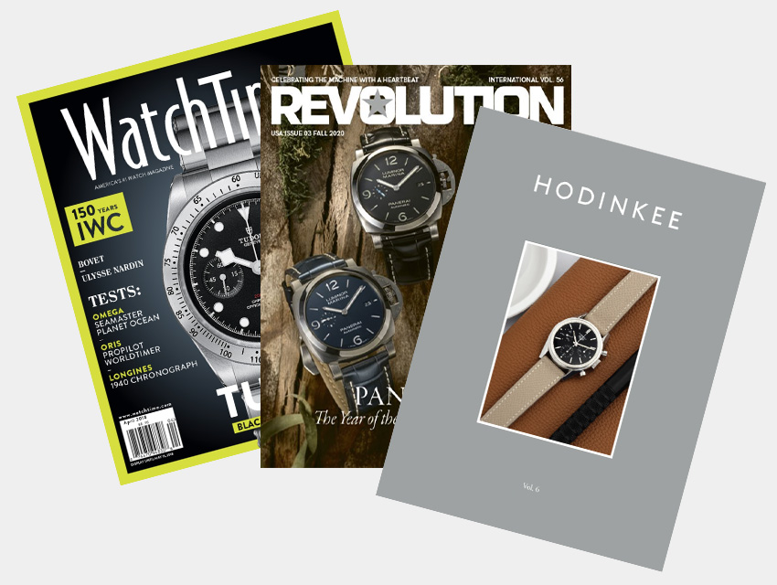 Essential Gift Guide For Watch Enthusiasts Watch Literature Books Magazines