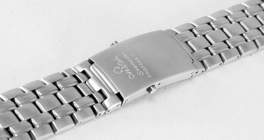 Most Iconic Watch Bracelets Ever Made Omega Seamaster Bracelet