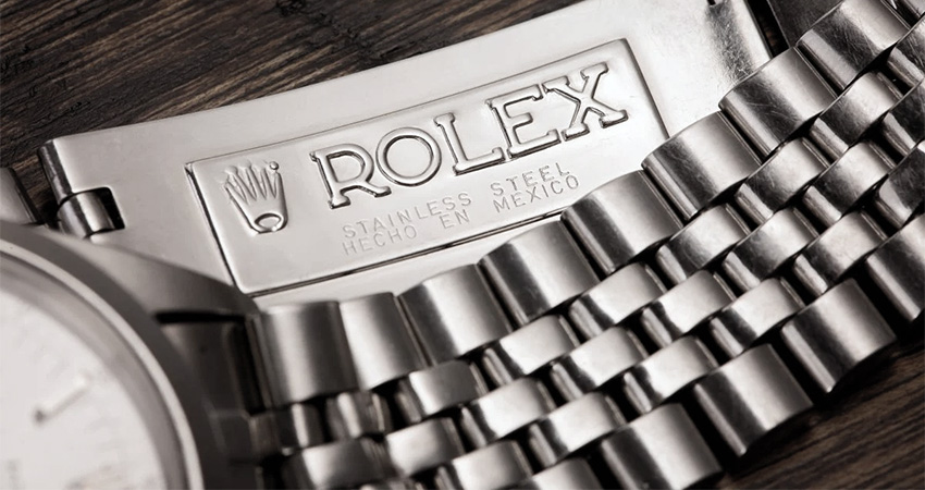 Most Iconic Watch Bracelets Ever Made Rolex Jubilee Bracelet