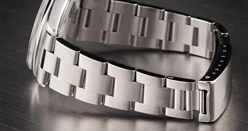 Most Iconic Watch Bracelets Ever Made Rolex Oyster Bracelet