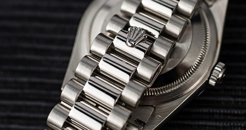 Most Iconic Watch Bracelets Ever Made Rolex President Bracelet