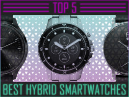 Top 5 Best Hybrid Smartwatches Header