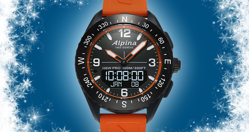 Top 7 Watches For Winter Alpina Alpierx