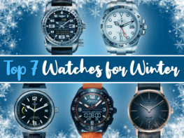 Top 7 Watches For Winter Header