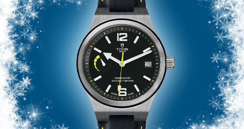 Top 7 Watches For Winter Tudor North Flag