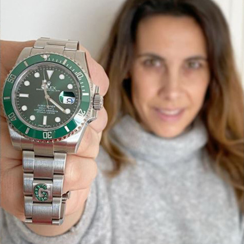Best Female Watch Collectors To Follow On Instagram Giorgiamondani
