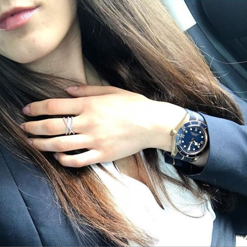 Best Female Watch Collectors To Follow On Instagram Vivi.watches