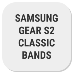 Samsung Gear S2 Classic Bands