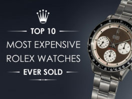 Most Expensive Rolex Watches Ever Sold Header Updated
