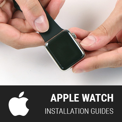 Apple Watch Band Installation Guides