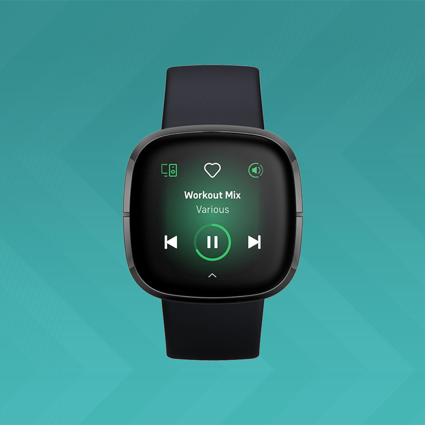 10 Ways Fitbit Helps Daily Life Music Controls