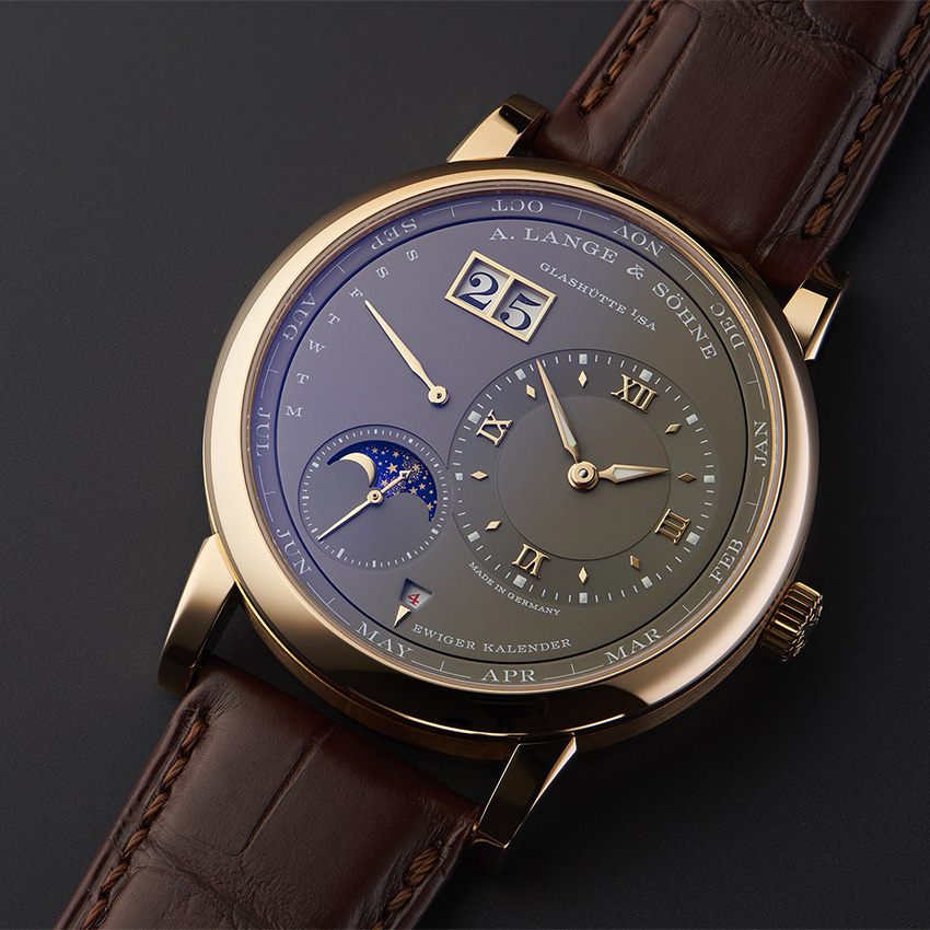 New Releases From Watches & Wonders 2021 A Lange & Sohne Lange 1 Perpetual Calendar