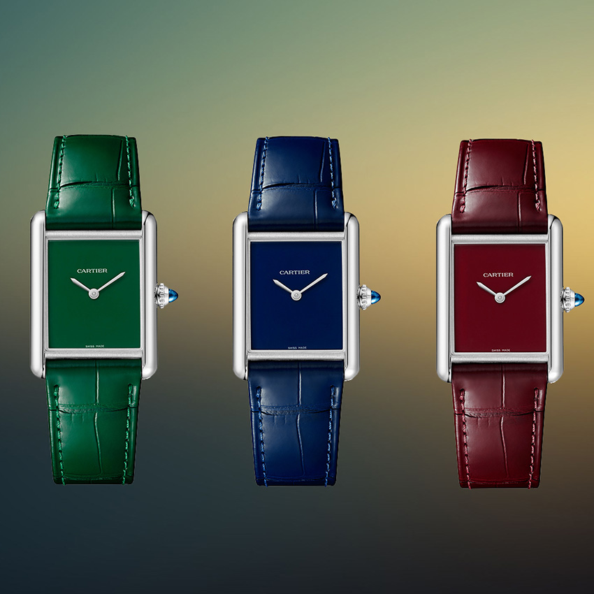 New Releases From Watches & Wonders 2021 Cartier Tank Must