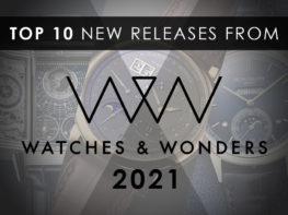 New Releases From Watches & Wonders 2021 Header Updated