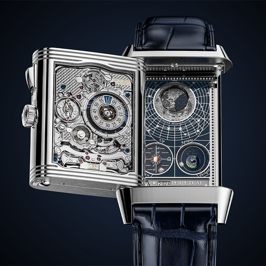 New Releases From Watches & Wonders 2021 Jaeger Lecoultre Reverso Hybris Mechanica Calibre 185 Quadriptyque