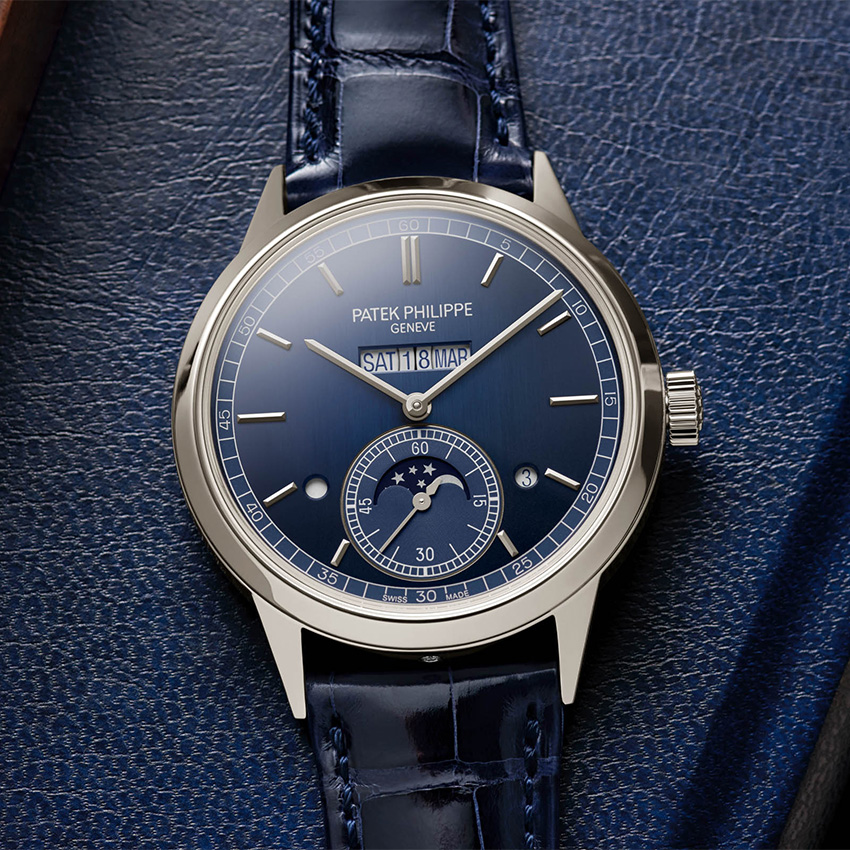 New Releases From Watches & Wonders 2021 Patek Philippe 5236p In Line Perpetual Calendar