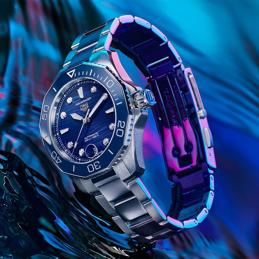 New Releases From Watches & Wonders 2021 Tag Heuer Aquaracer