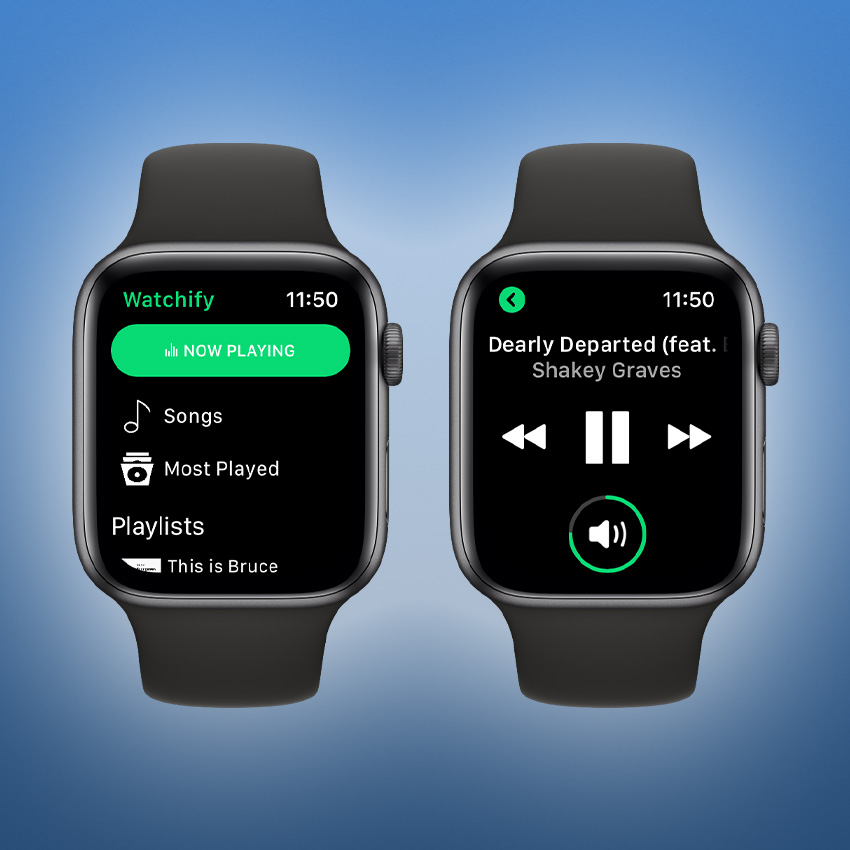 10 Ways Apple Watch Helps Daily Life Spotify Play Music