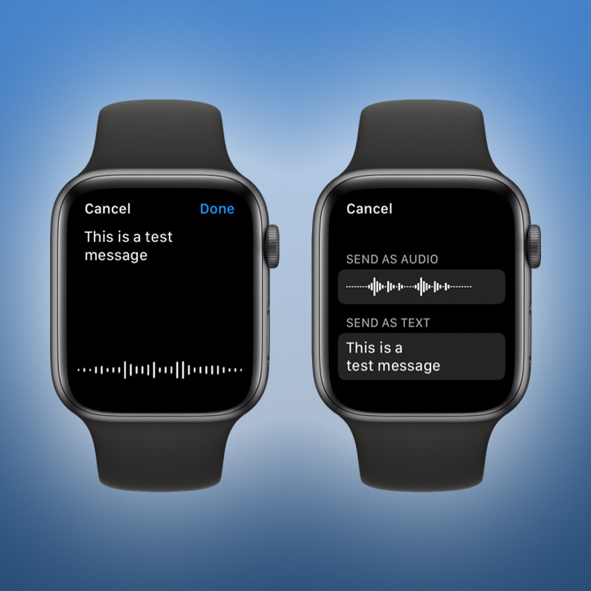 10 Ways Apple Watch Helps Daily Life Text Reply