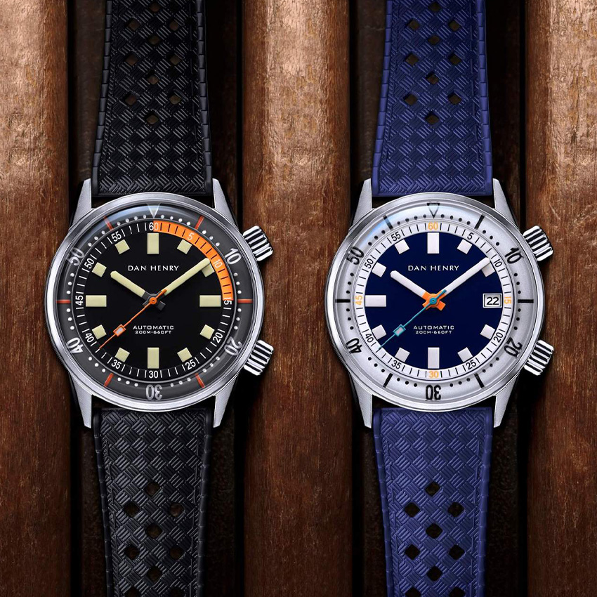 Best Automatic Watches Under 300 Dan Henry 1970 Automatic Diver