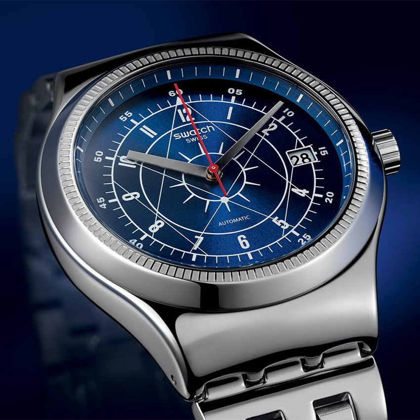 Best Automatic Watches Under 300 Swatch Sistem Boreal