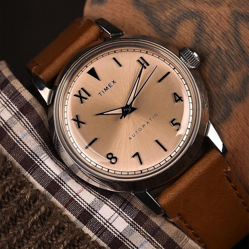 Best Automatic Watches Under 300 Timex Marlin Automatic California Dial