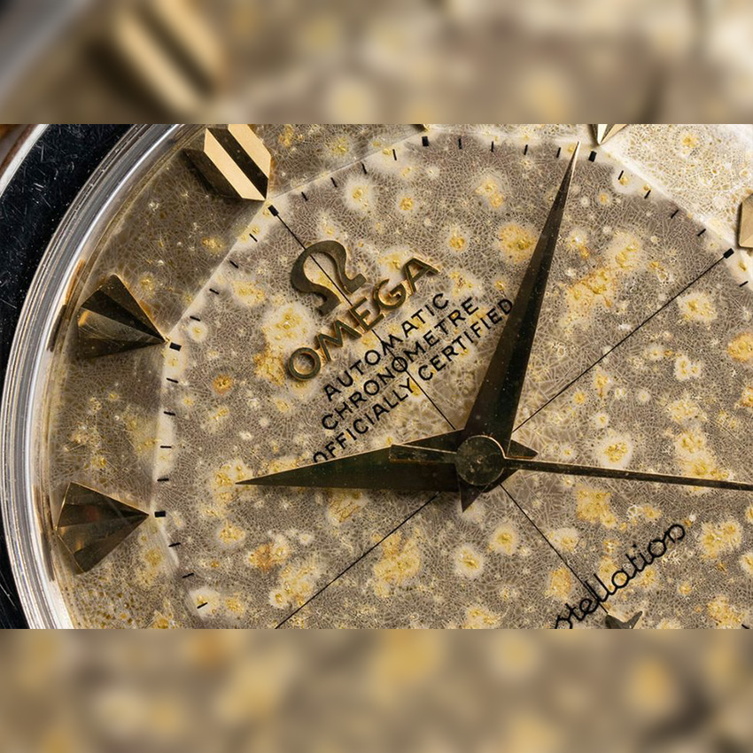 Guide To Vintage Watch Collecting Omega Patina