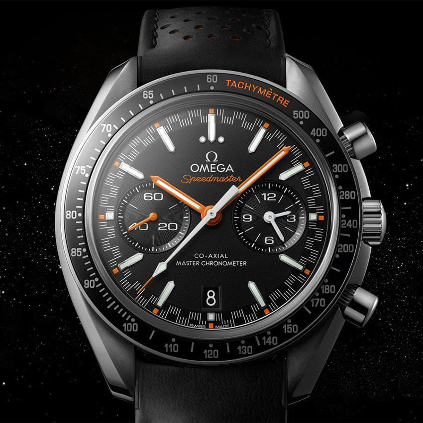 History Of The Omega Speedmaster Two Counter Racing