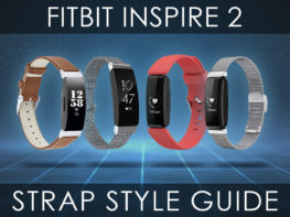 Fitbit Inspire 2 Strap Style Guide Header