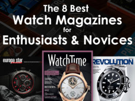 Best Watch Magazines For Enthusiasts And Novices Header