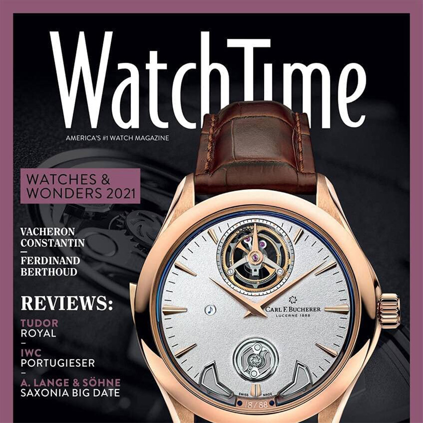 Best Watch Magazines For Enthusiasts And Novices Watchtime
