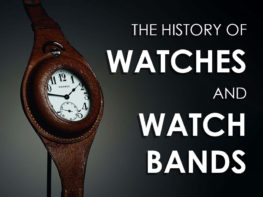 History Of Watch Bands Header