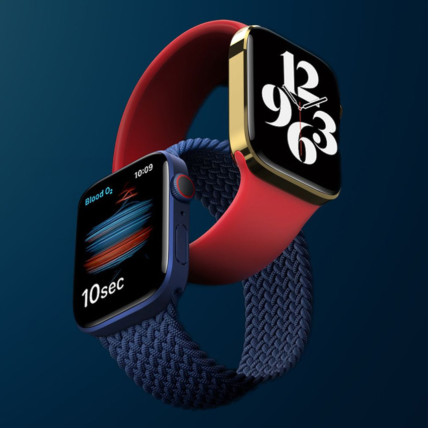 Top Strap Monster Watches Apple Watch