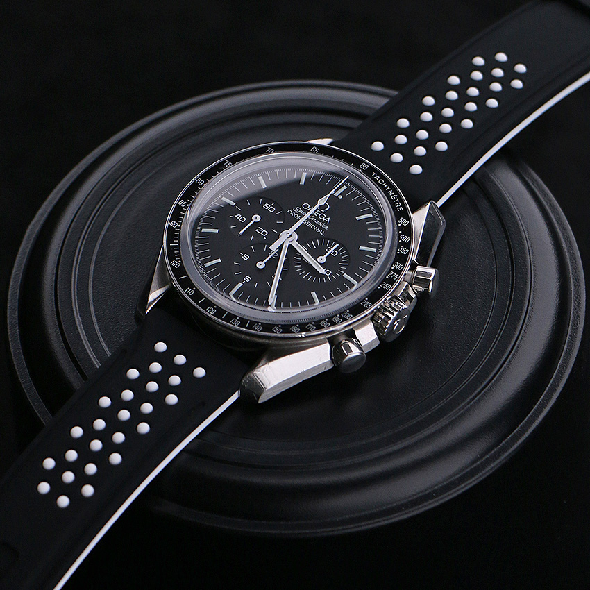 Top Strap Monster Watches Omega Speedmaster Professional Moonwatch