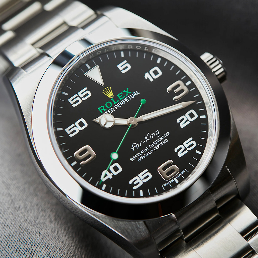 Cheapest Rolex Watches Air King